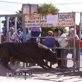 ENCIERRO FUENTELAPEÑA